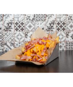 Πατάτες με Cheddar bacon